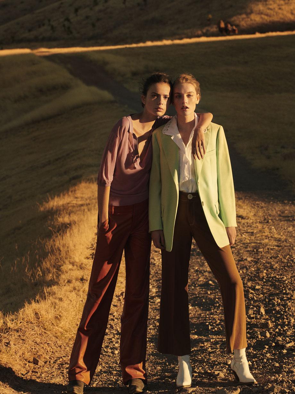 Alle Fotos sind aus der aktuellen Spring/Summer-Kollektion 2018 von Zara / Photos: Zara