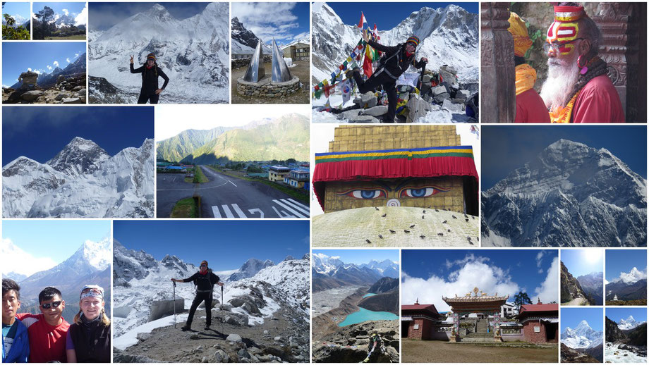 2013 NEPAL  TREKKING  BC. EVEREST