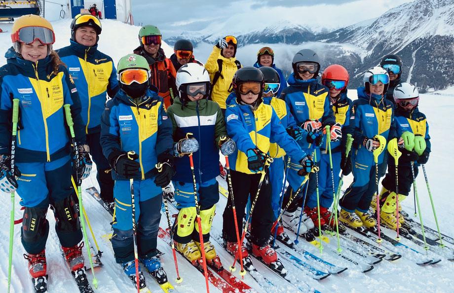 Fotostrecke Gletschertraining im Pitztal 2018
