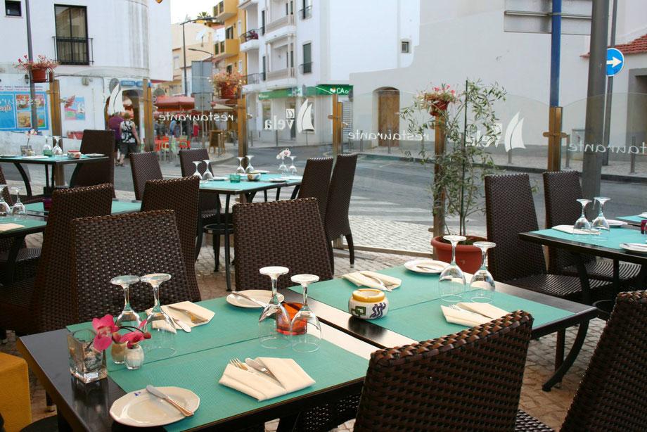 Restaurant Immobilie,A VELA steht zum Verkauf,Carvoeiro,Lagoa,Algarve,Portugal