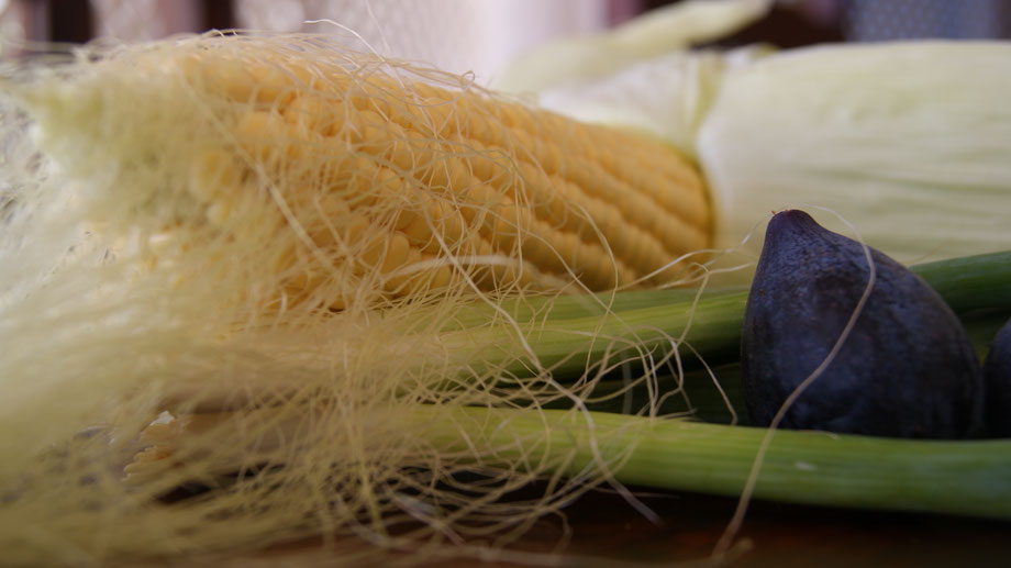 Mais,Milho,Corn,Gemüse,Legumes,Vegetables,Martins-Kulinarium,Carvoeiro,Algarve,Portugal