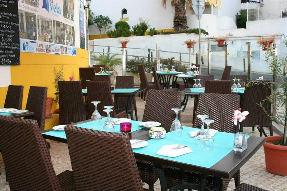 Restaurant-Immobilie A VELA in Carvoeiro steht zum Verkauf,Lagoa,Algarve,Portugal