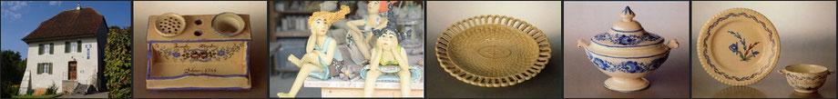 keramikmuseum besichtigen schweiz
