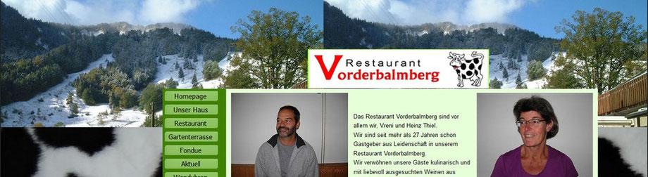 Fondue und weitere Schweizer Spezialitäten essen auf dem Balmberg