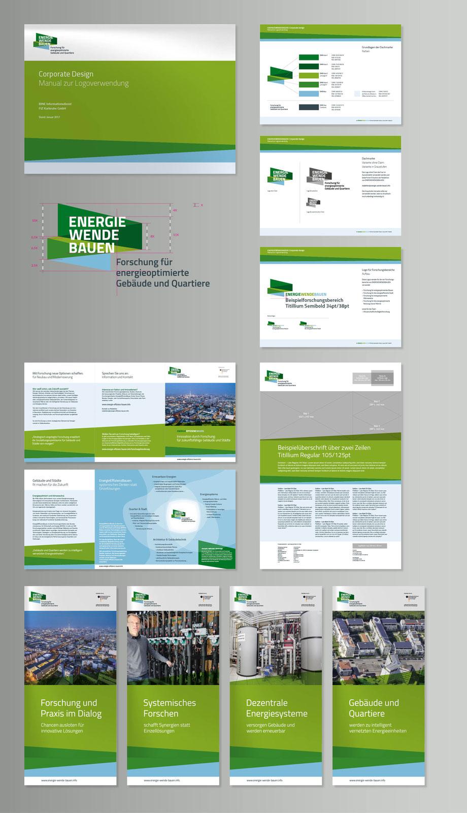 Corporate Design Beispiel