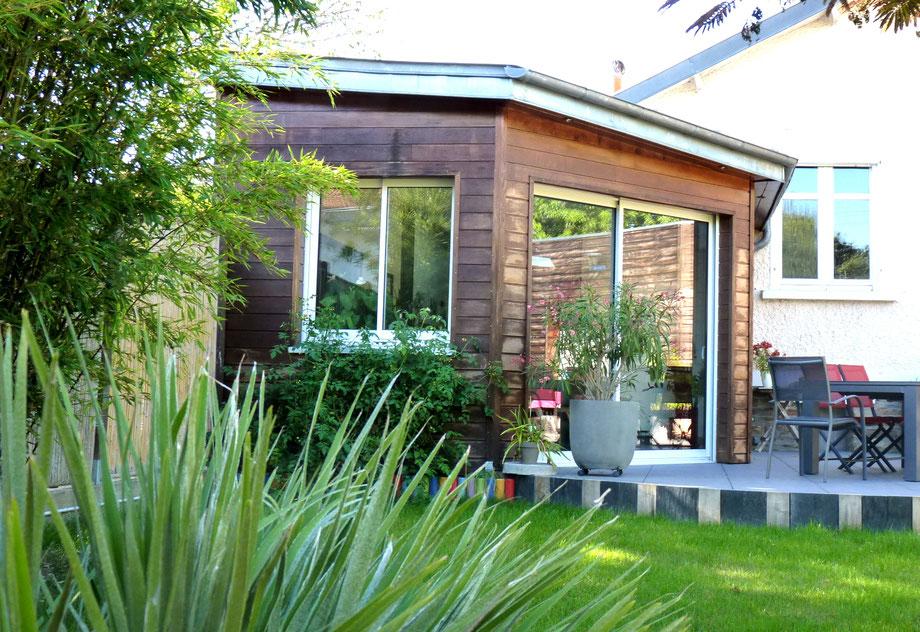 extension maison cuisine salon orvault architecte 44 nantes constructions et r habilitations. Black Bedroom Furniture Sets. Home Design Ideas