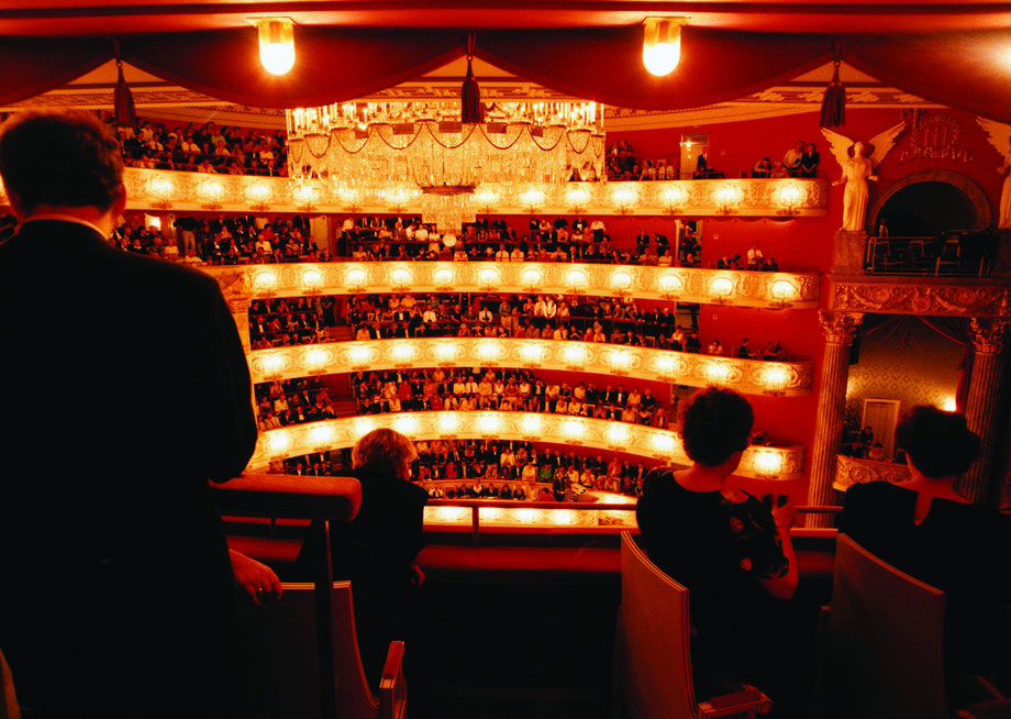 Nationaltheater München © Wilfried Hösl