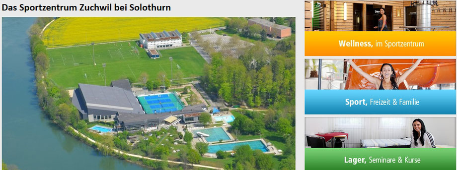 sporthotel solothurn
