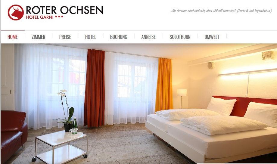 hotel altstadt solothurn
