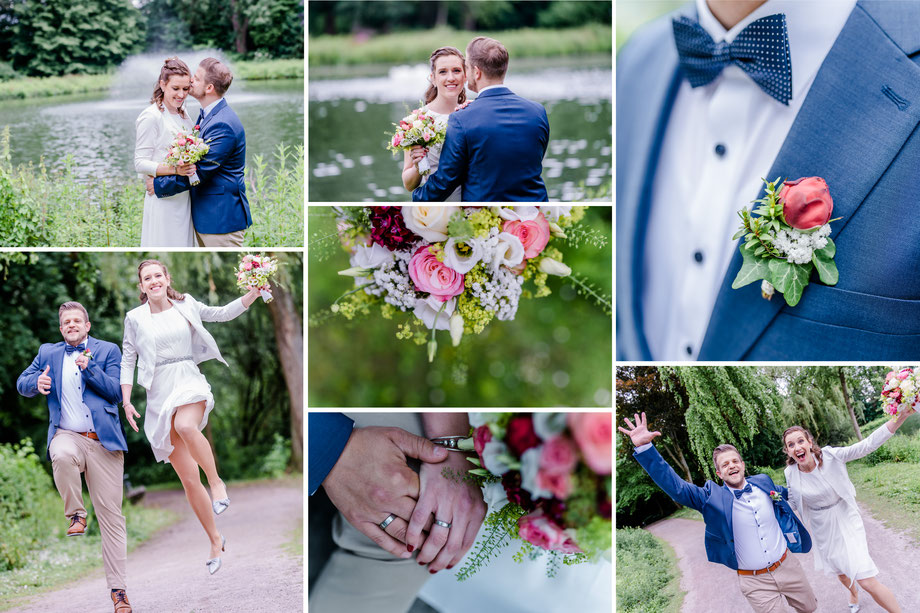 Hochzeitsfotografie Unna