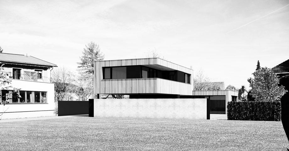 Einfamilienhaus G., Altach