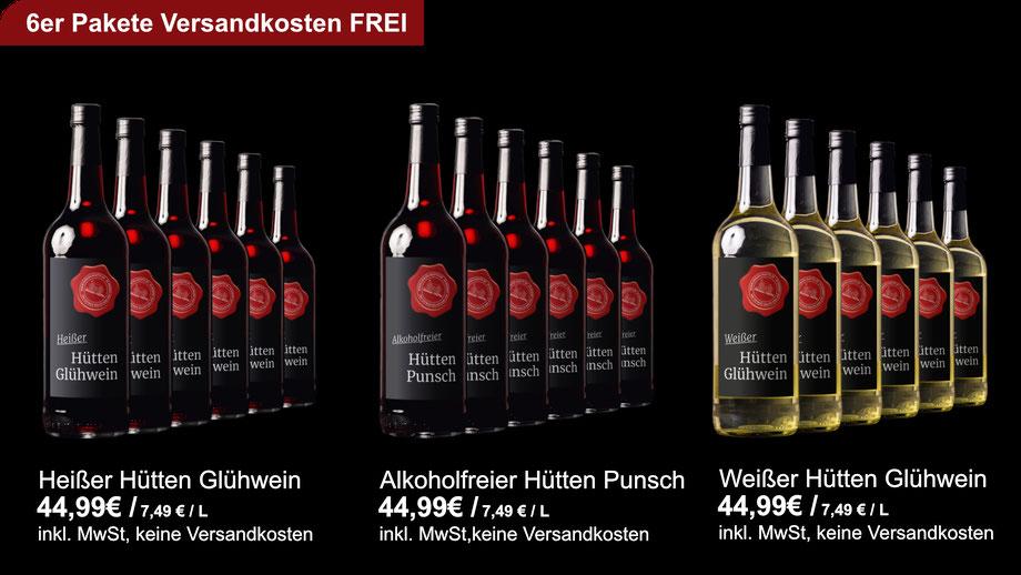 Genuss Hütte BBQ-Grillgewürzzubereitungen