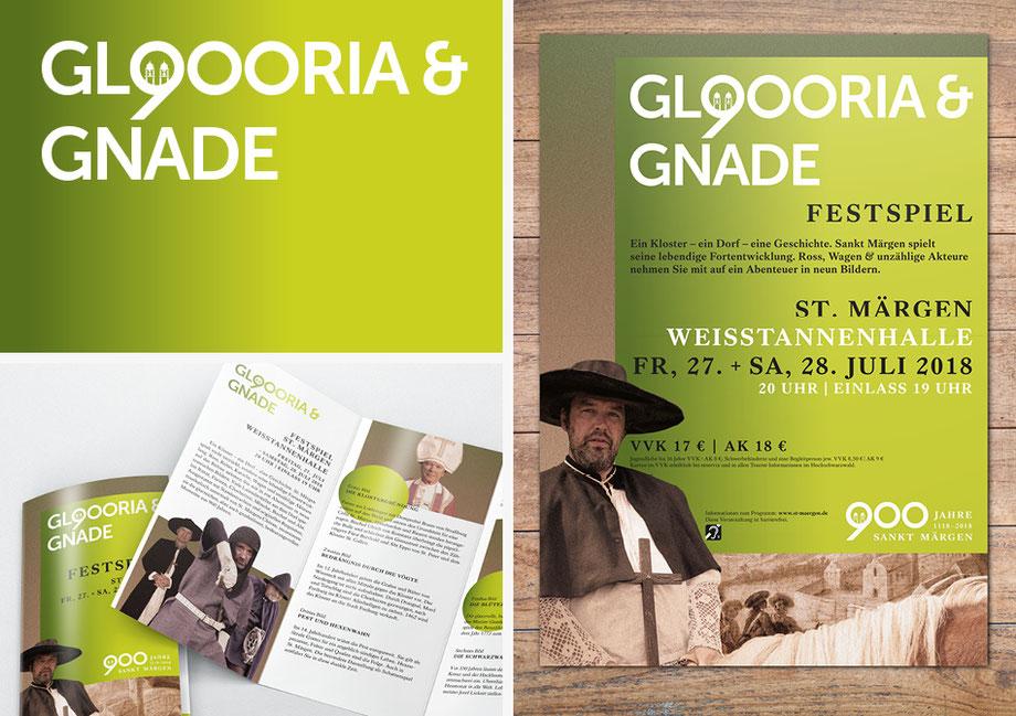 Gloria & Gnade – Sankt Märgen 900 Jahre Jubiläum Festspiel