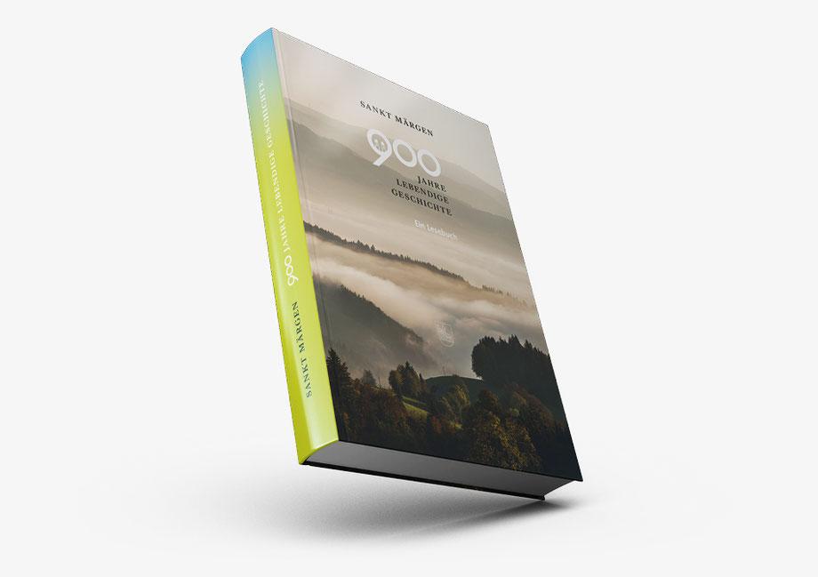 Sankt Märgen 900 Jahre Lebendige Geschichte – Festschrift, Chronik