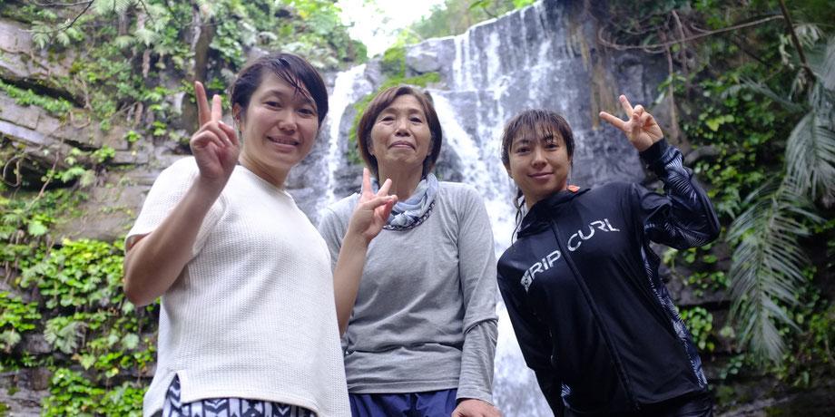 ジャングル/ゲータの滝