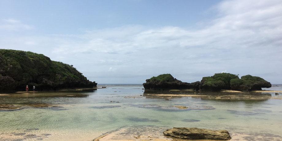 星砂の浜/イノー