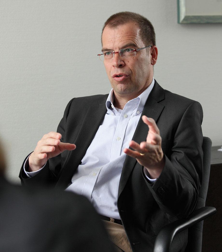 IQWiG-Chef Jürgen Windeler