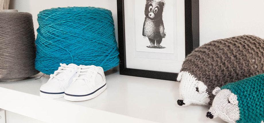 Stricken für Babys mit WOOLTWIST Stricksets leichtgemacht!