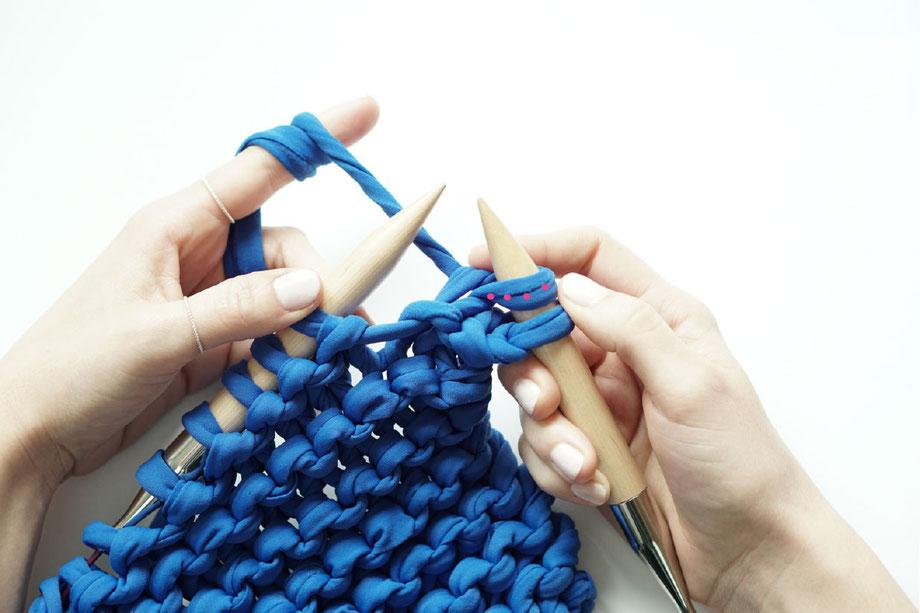 Wie Beende Ich Ein Strickstück Wooltwist