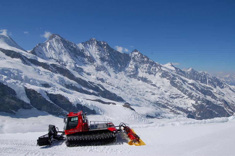 Skifahren Walli