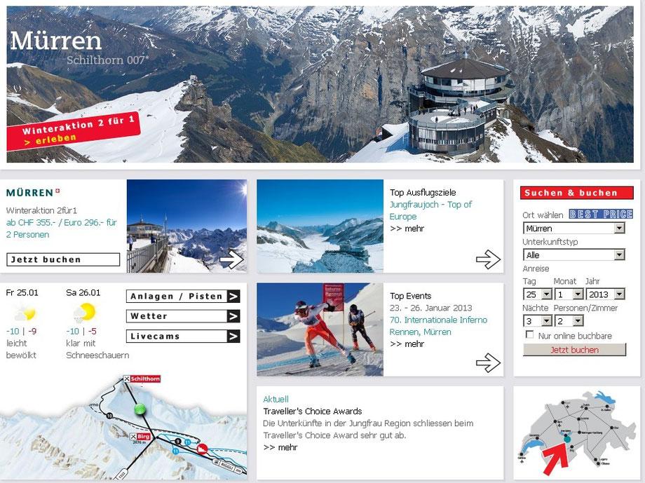 skiferien berneroberland
