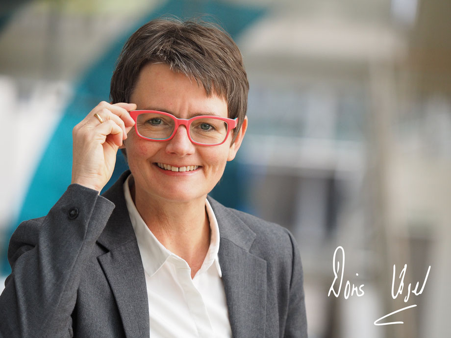 Kandidatin für den Gemeinderat - Doris Vogel