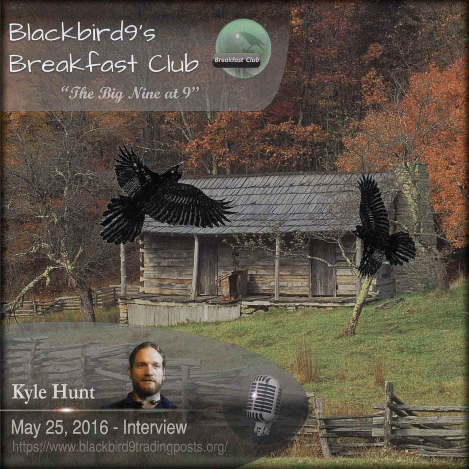 Kyle Hunt Pushing The Overton Window - Podcast