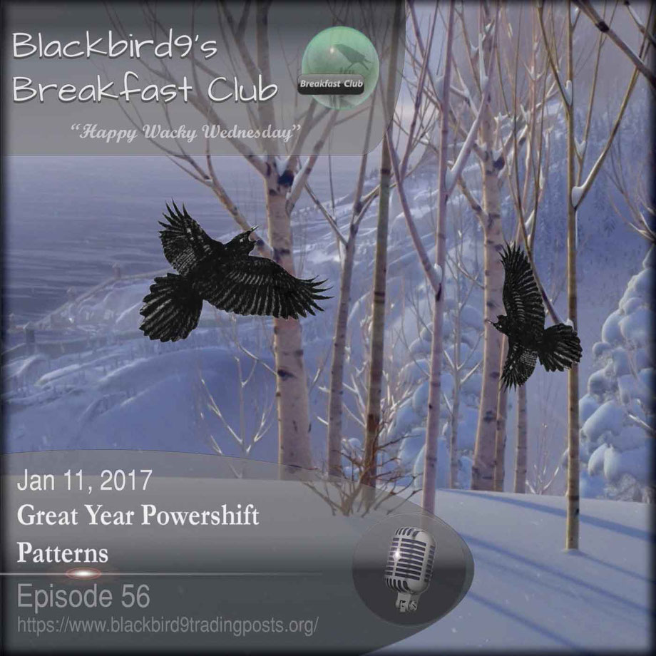 Great Year Powershift Patterns - Blackbird9