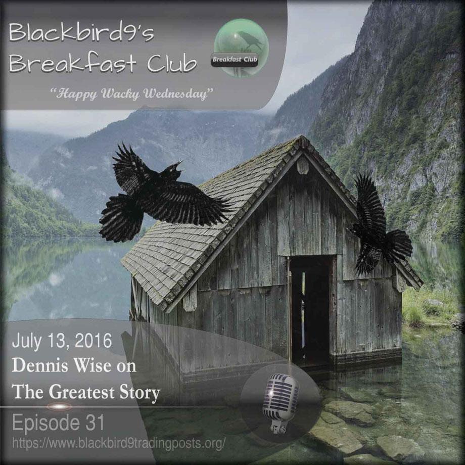 Dennis Wise on the Greatest Story - Blackbird9