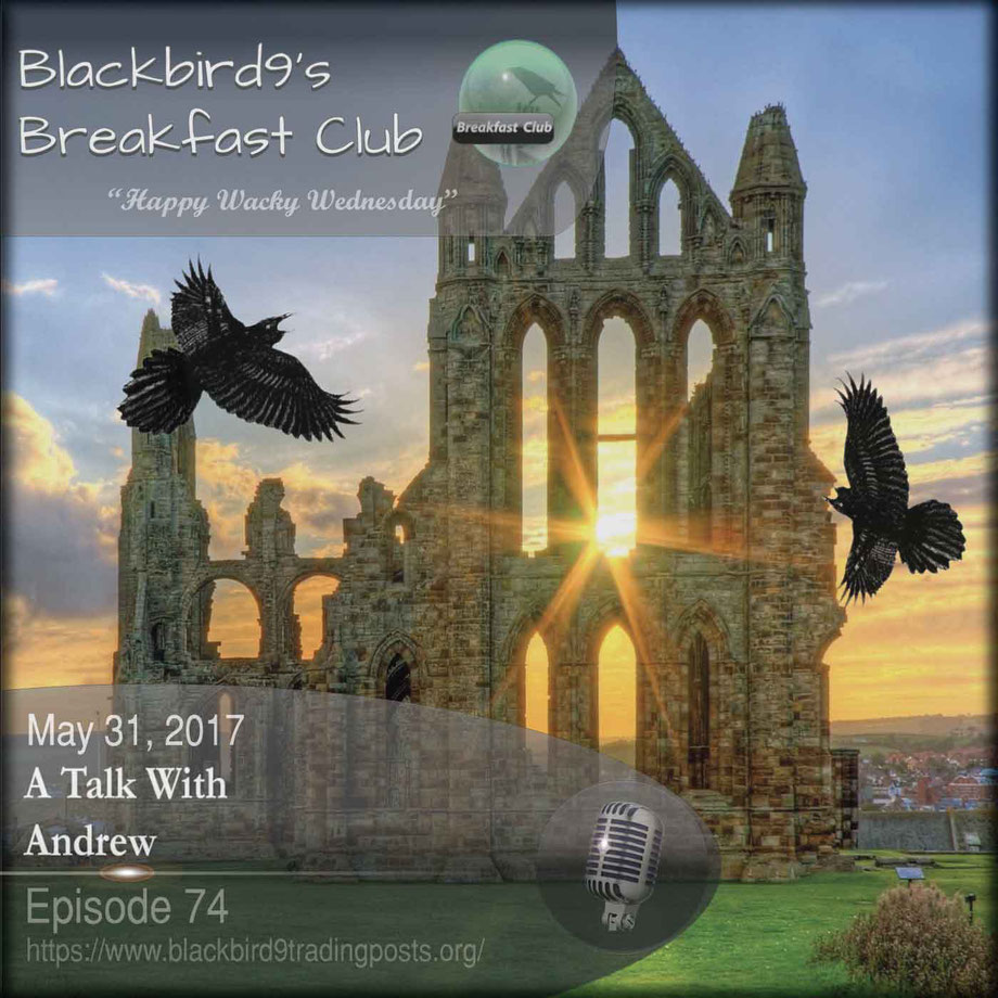 A Talk With Andrew - Blackbird9