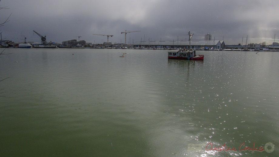 Plic-ploc. Vendredi 26 février 2014. Bassin à flots, Bordeaux, Gironde