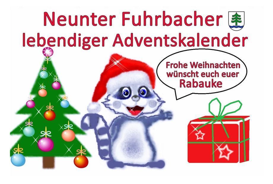Die Fuhrbacher Weihnachtsgeschichte 2018 ...
