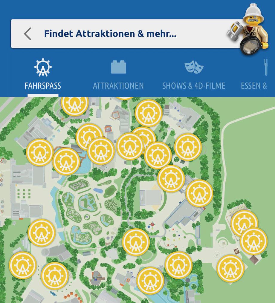 Quelle: Legoland Deutschland App