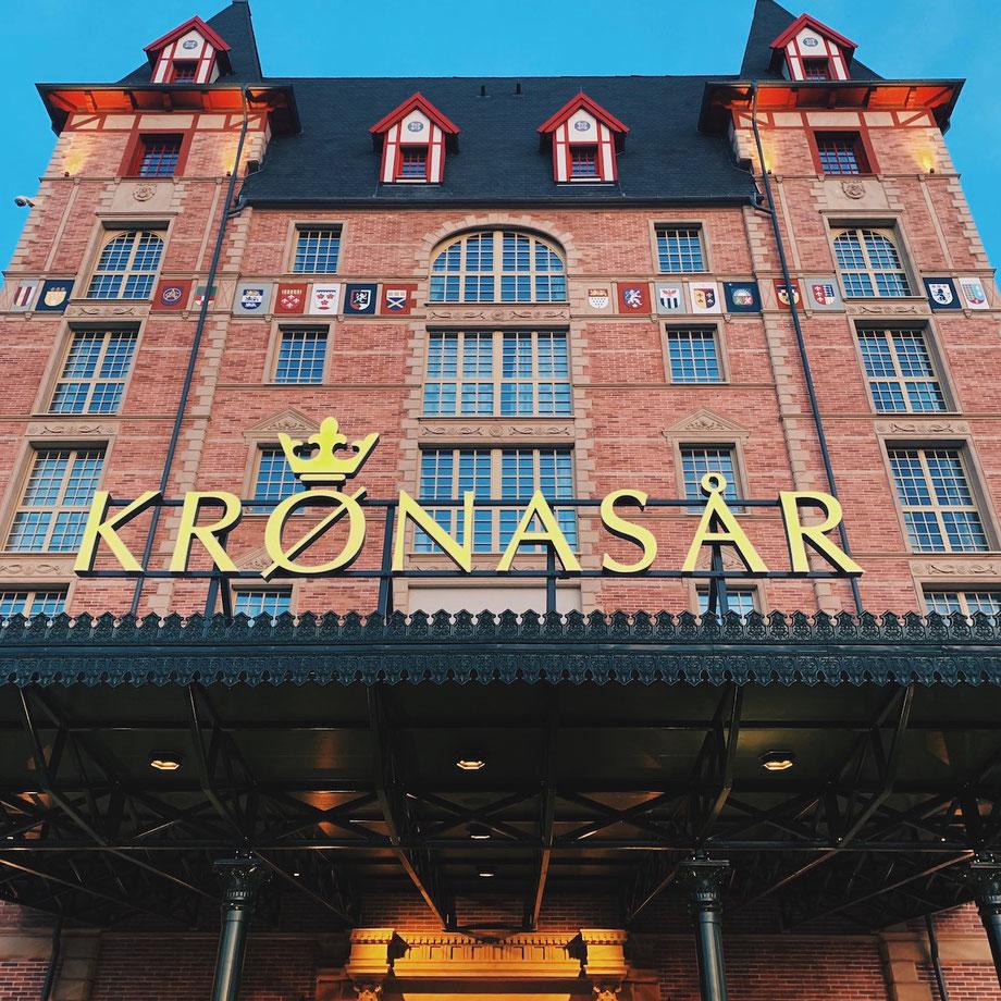 """Krønasår - The Museum-Hotel"" im Europa-Park"