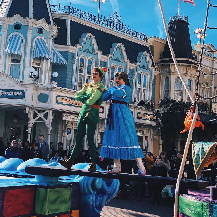 Disney's Princesses & Pirates Festival im Disneyland Paris 2019
