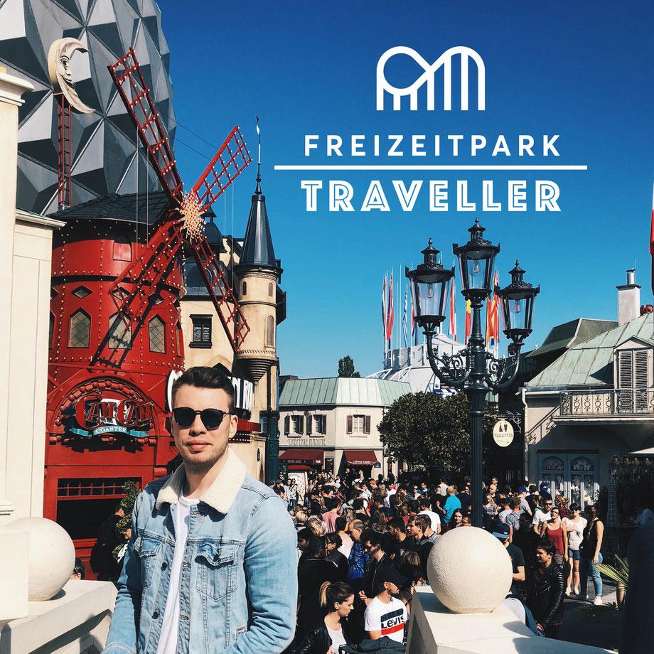 Freizeitpark Traveller - Neues Logo