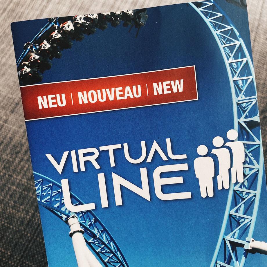 VirtualLine - die Zukunft in Freizeitparks?