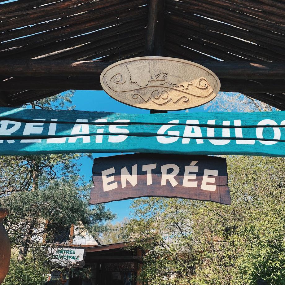 "Restaurant ""Relais Gaulois"" im Park Astérix"