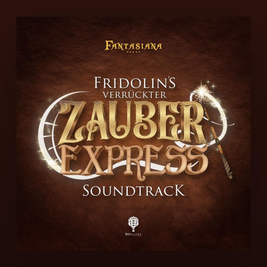 "Soundtrack zu ""Fridolin's verrückter Zauberexpress"" auf Spotify verfügbar"