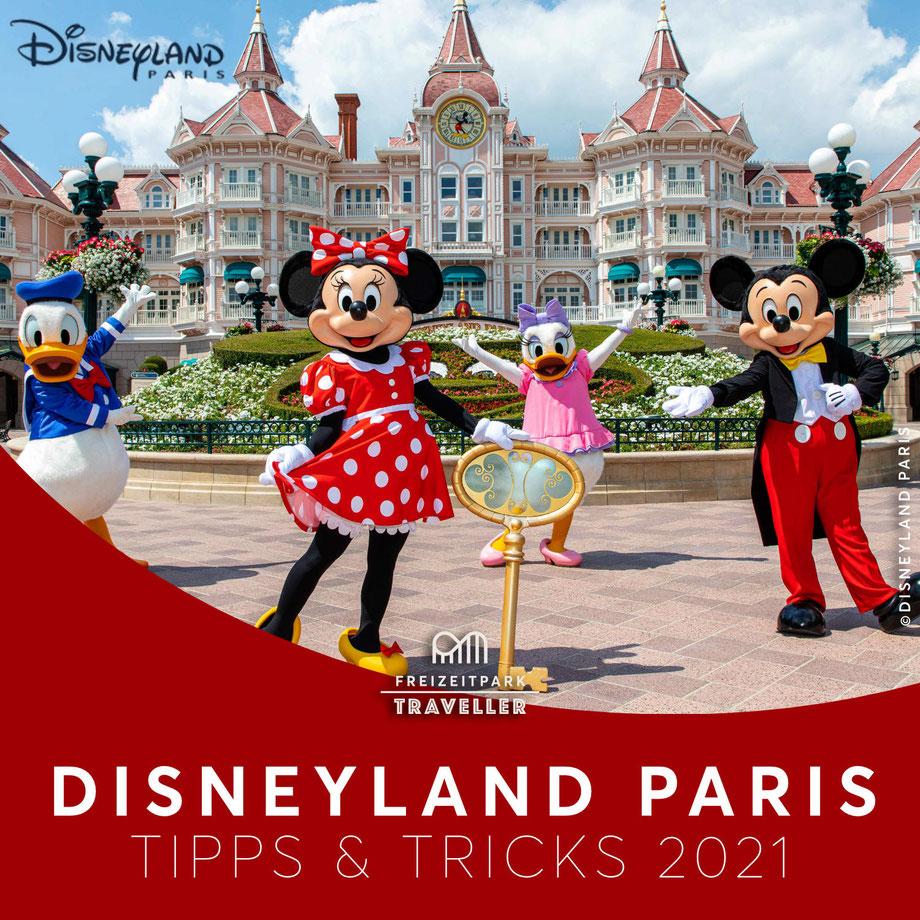 Disneyland Paris Tipps & Tricks 2021