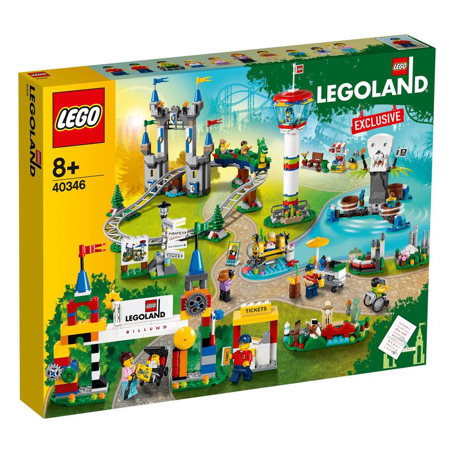 LEGO LEGOLAND Park Exclusive-Set (40346) / Quelle: LEGOLAND Deutschland