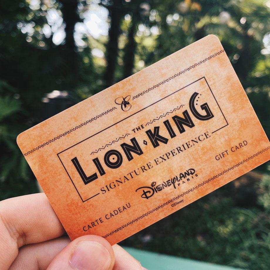 Review: Das König der Löwen Premium Erlebnis in Disneyland Paris