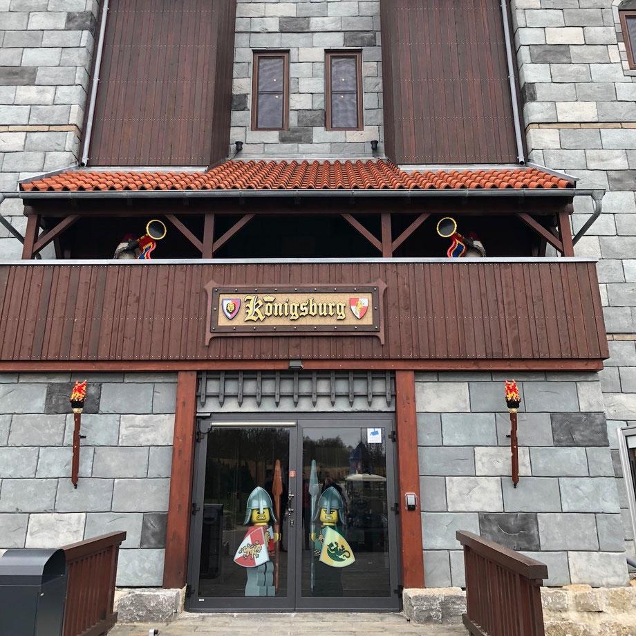 LEGOLAND Burgen