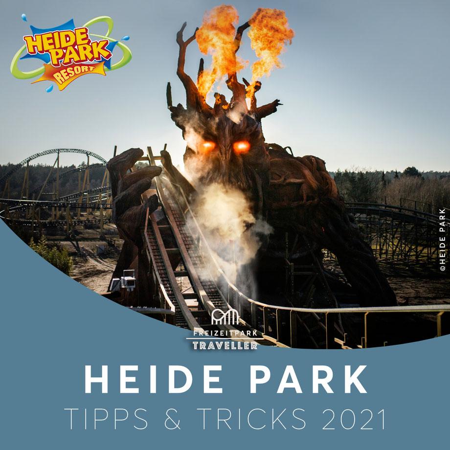 Heide Park Tipps & Tricks 2021