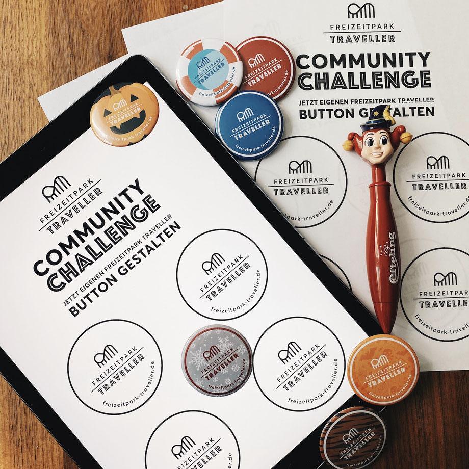 Freizeitpark Traveller Community Challenge