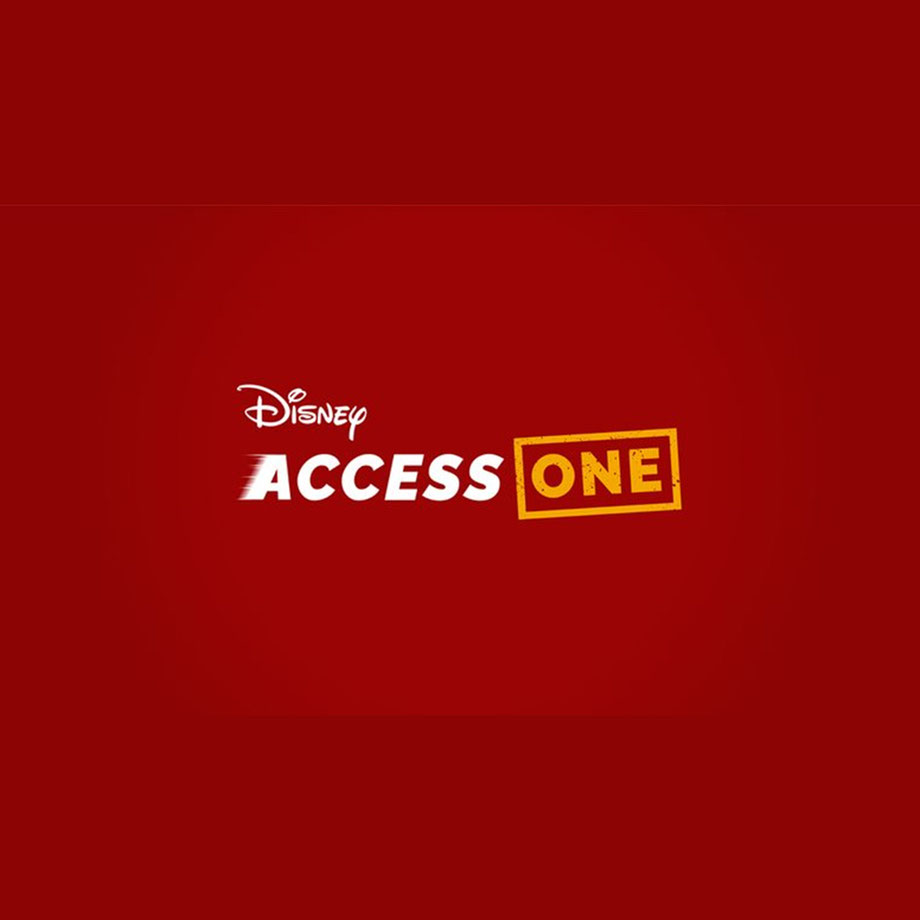 Disney Access One im Disneyland Paris
