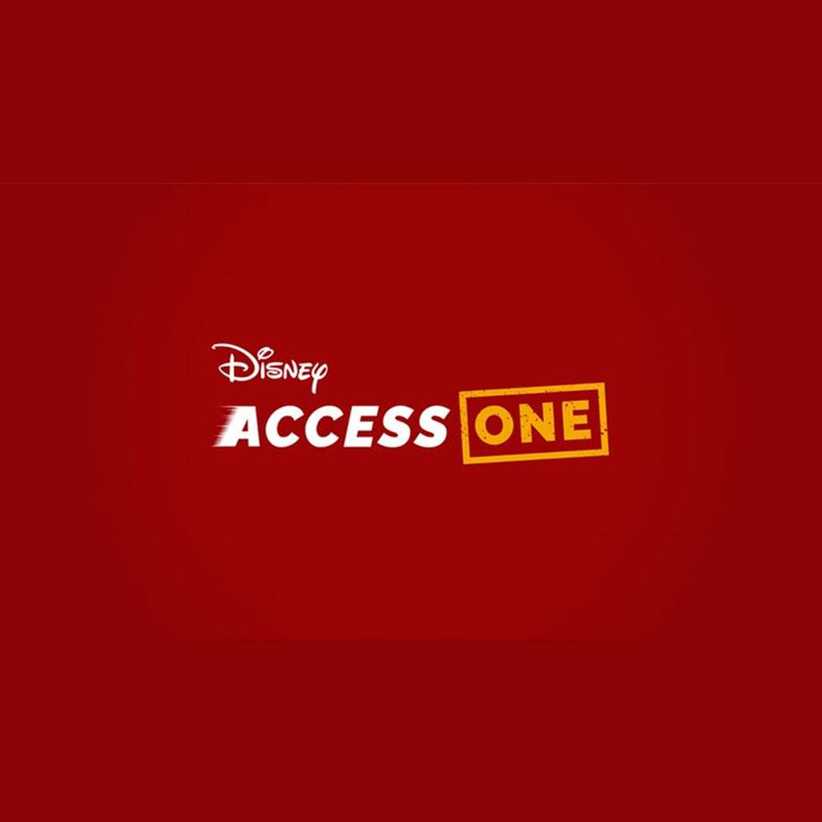 Disney Access One im Disneyland Paris