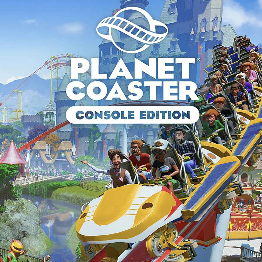 Planet Coaster - Jetzt auch für die Konsolen verfügbar - Quelle Foto: Planet Coaster