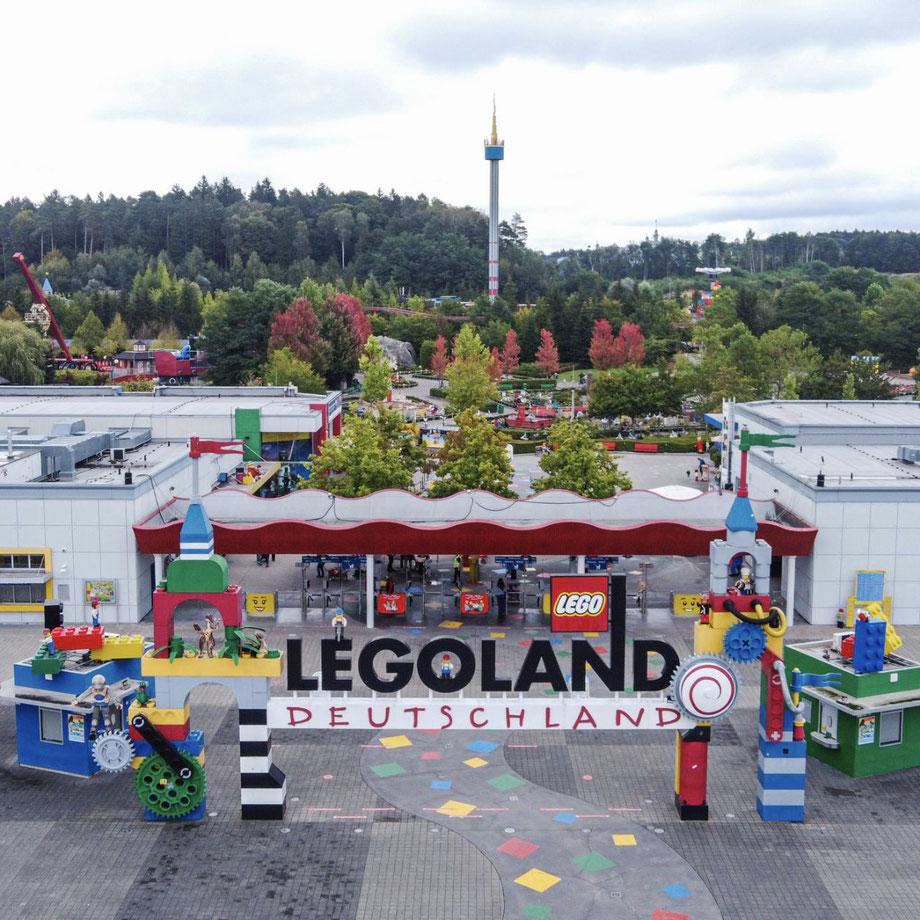 Saisonverlängerung im LEGOLAND Deutschland