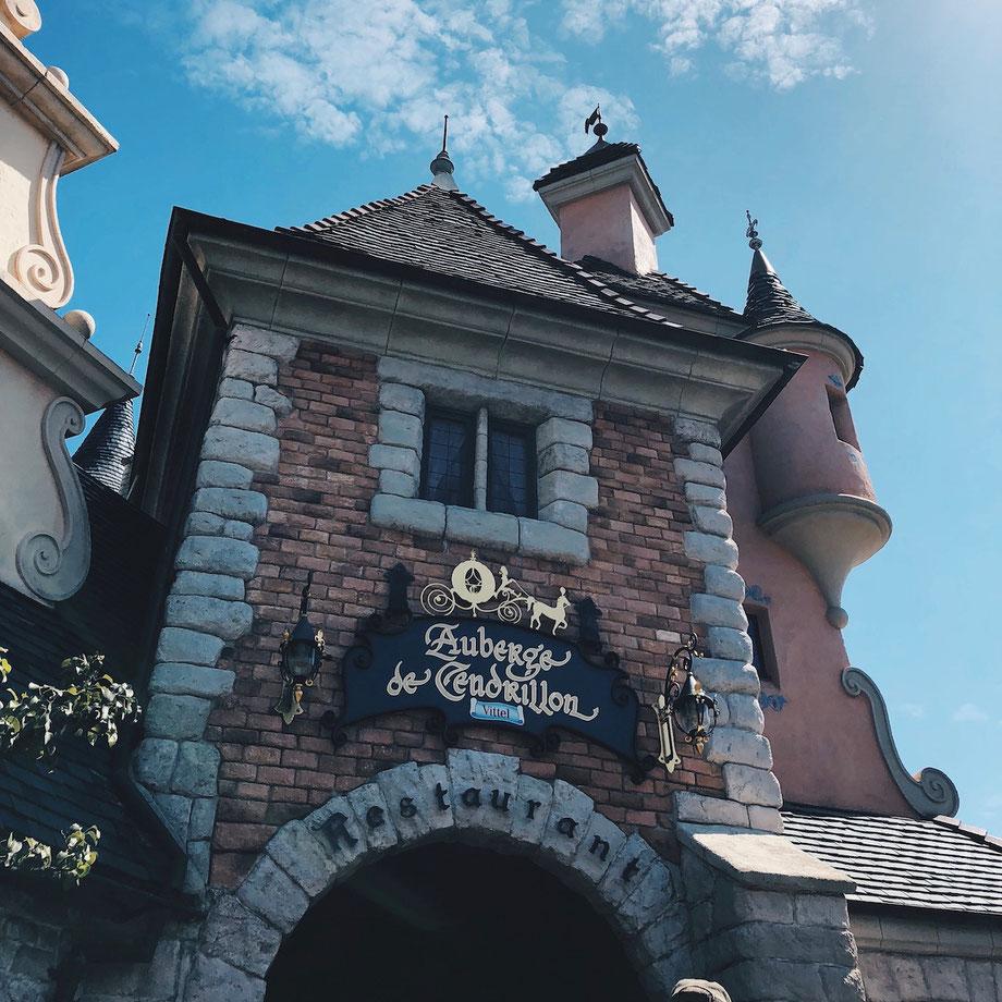 Dinner mit den Prinzessinnen: Auberge de Cendrillon im Disneyland Paris